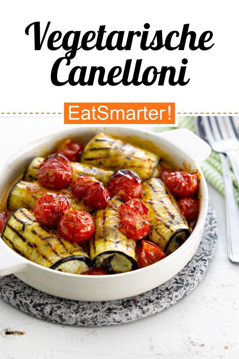 #kuchen Canelloni aus Auberginen un