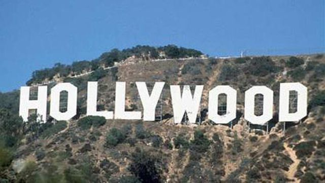 Why Are Hollywood Stars Staying Silent On Syria Hollywood Sign Hollywood Famous Landmarks