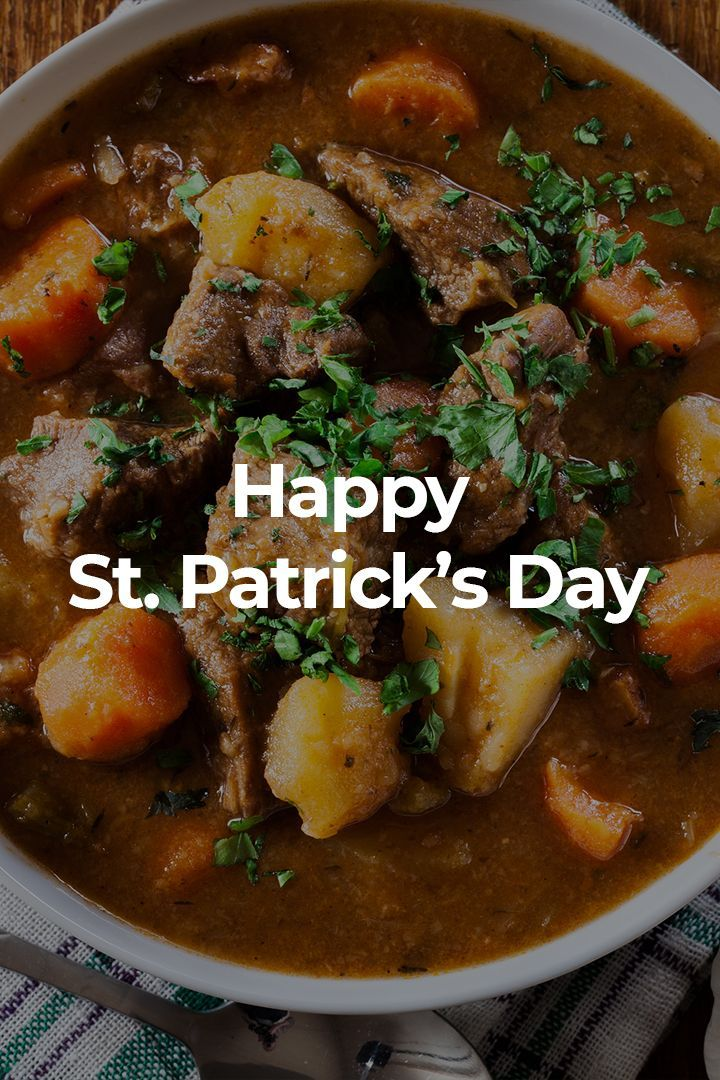 Sure, the luck of the Irish is good, but traditional Irish