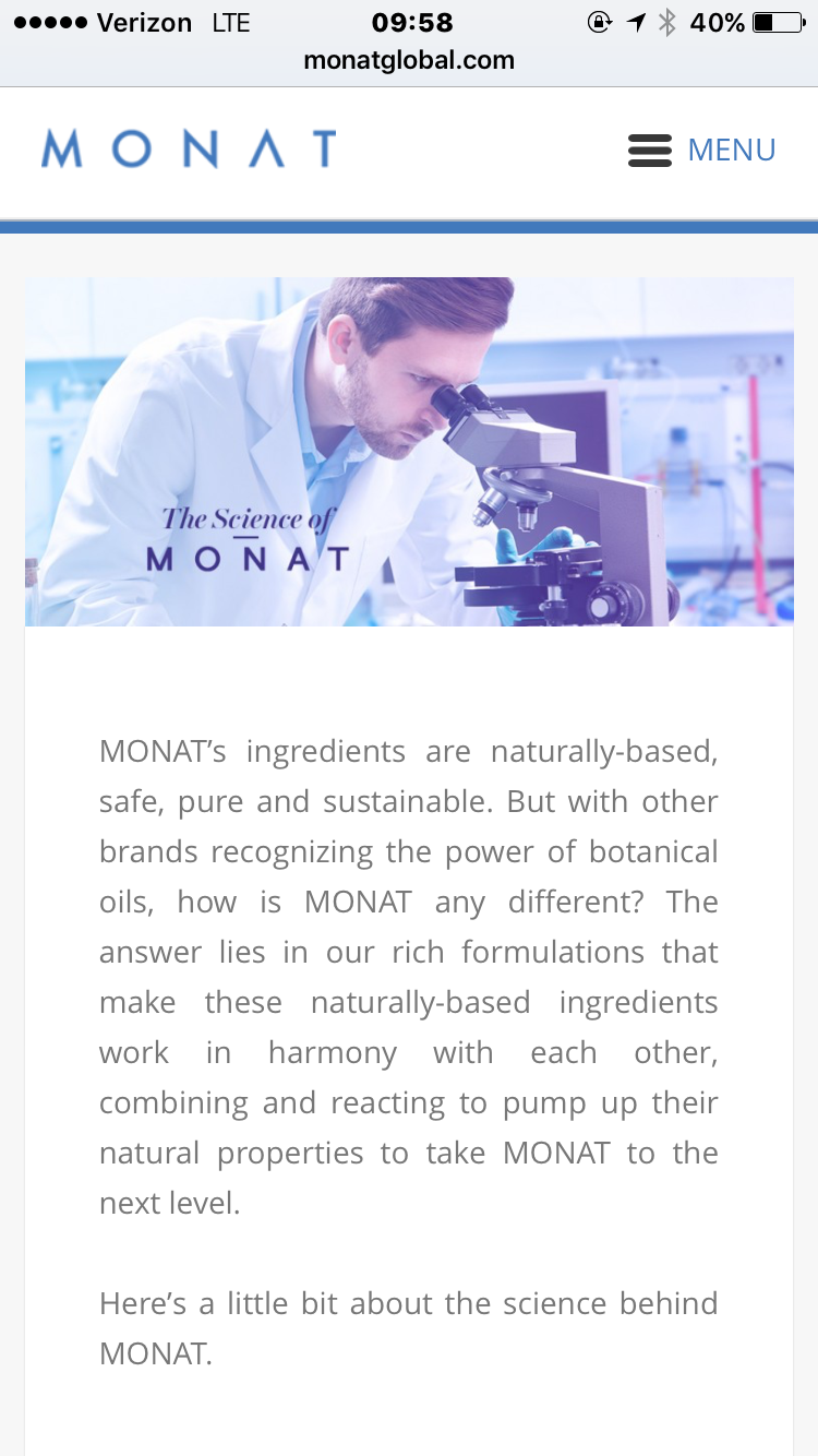 Pin by Heather Hughes on Shop Monat Monat ingredients