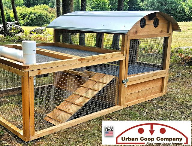 Introducing The Urban Coop Company Round Top Duck House Duck House Coop Duck Farming