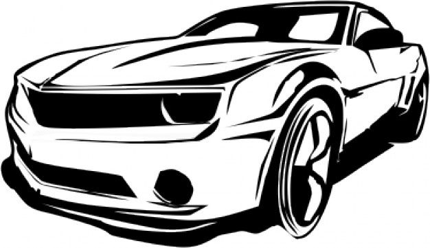 Carro Camaro Vector Limpio Graphic | Carrito | Pinterest ...