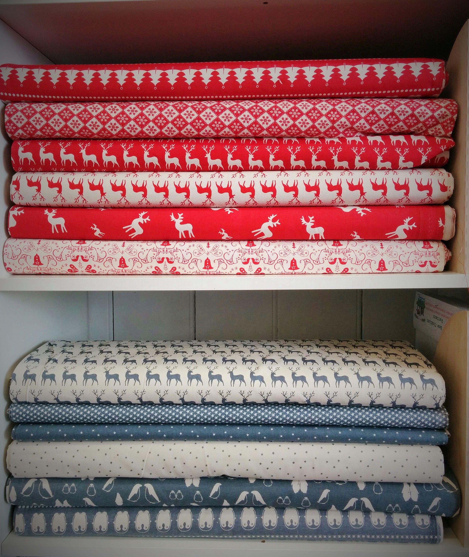 New Xmas fabric £7.50pm