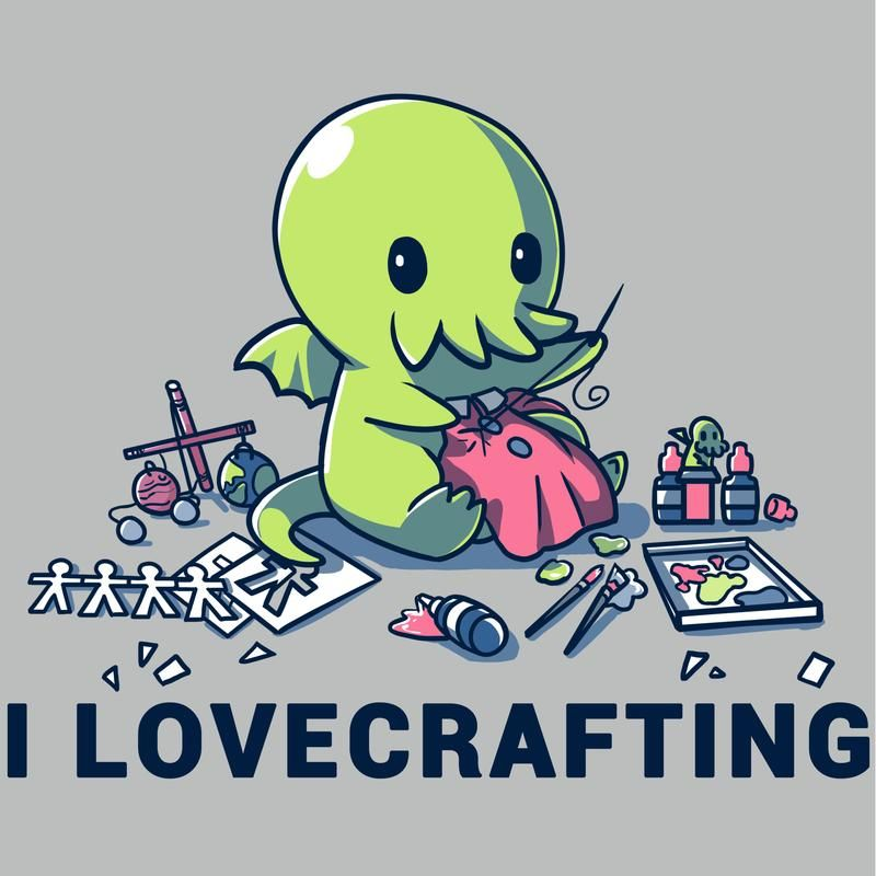 cd9c0f631 I Lovecrafting - T-Shirt / Mens / S in 2019 | Shirts - More of them ...