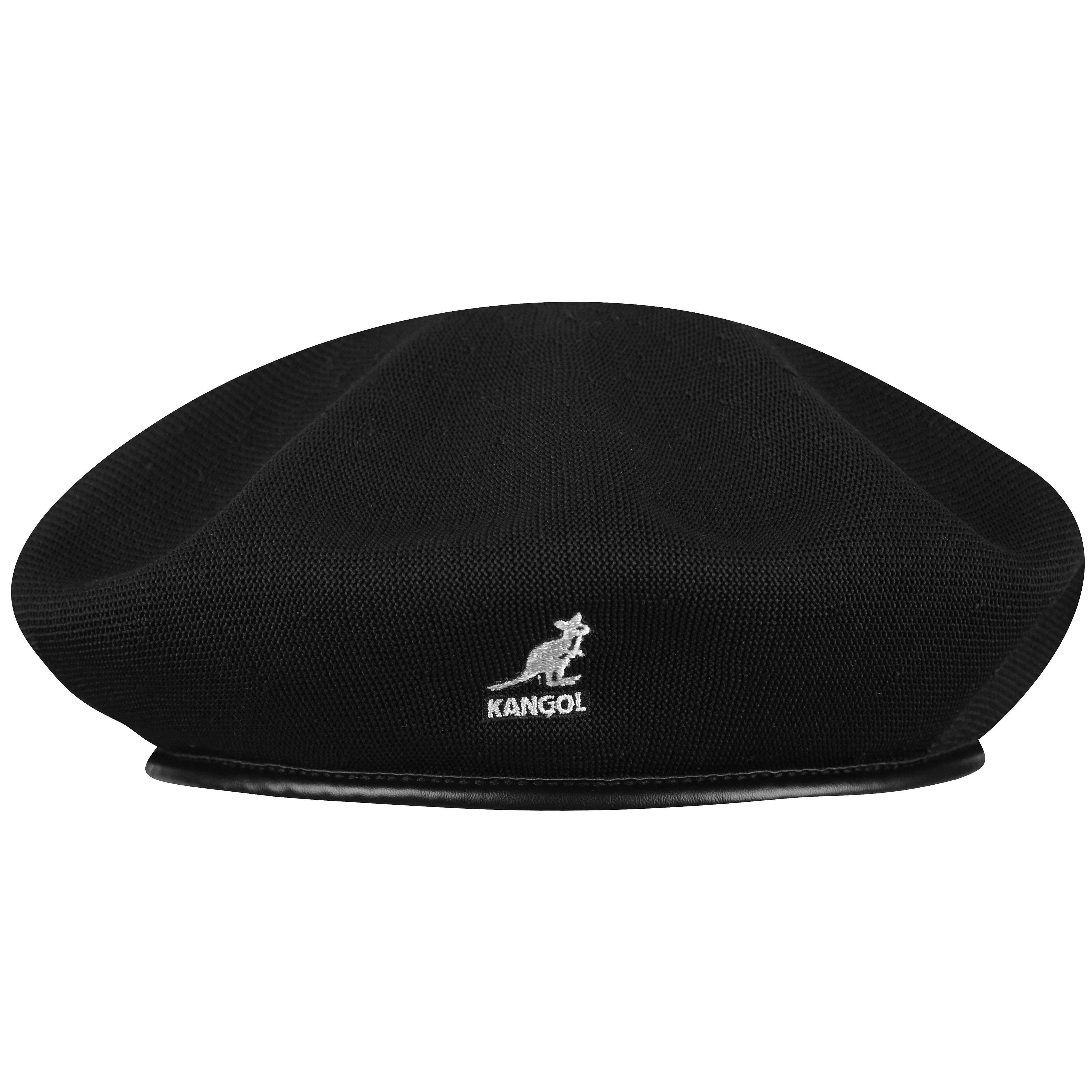 58a7462553234 MONTY™ Tropic Kangaroo Logo Beret