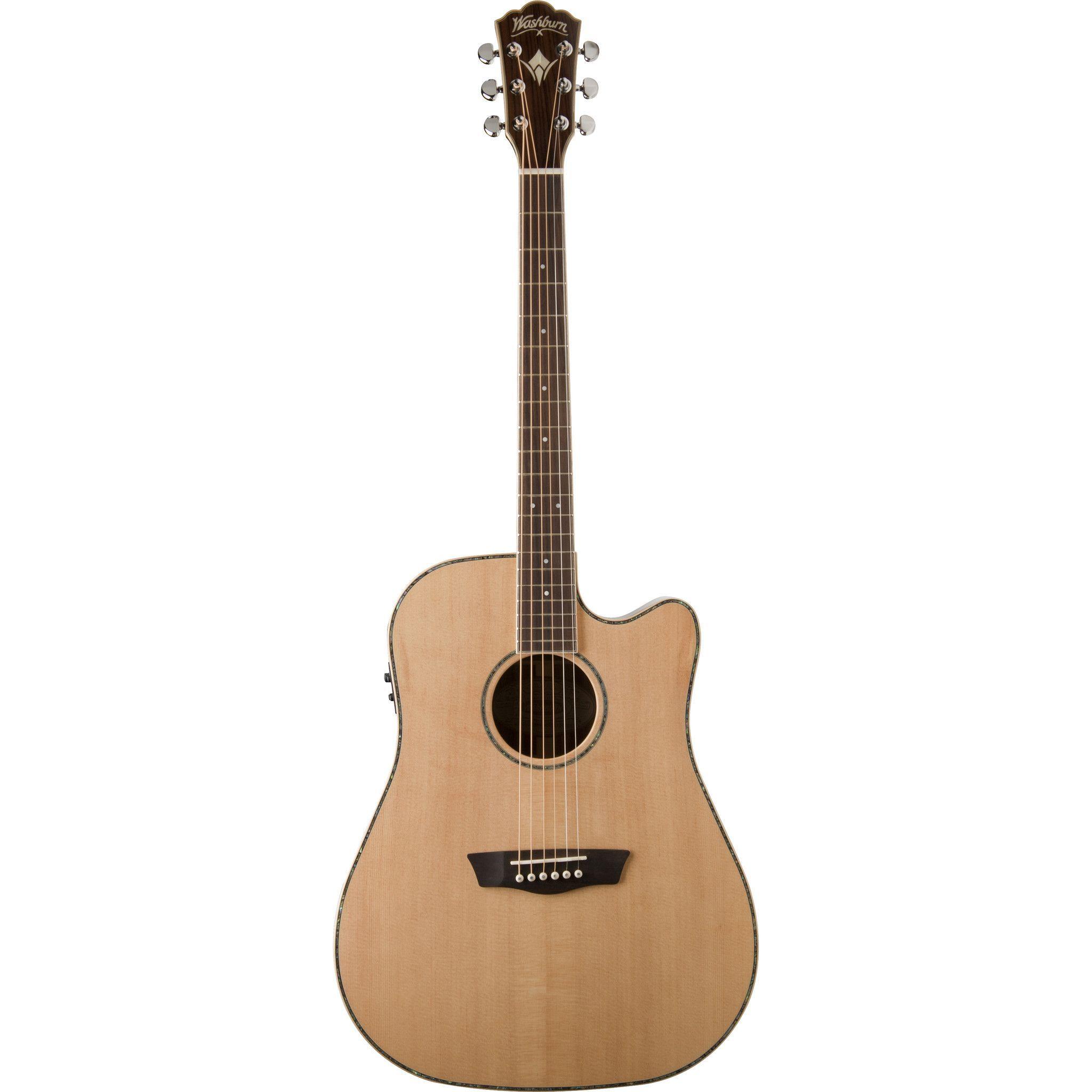 Washburn Wd25sce Acoustic Guitar Acoustic Acoustic Guitar Guitar