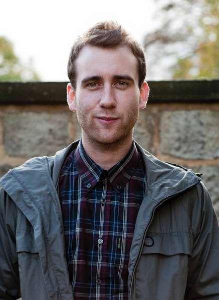 New Interview Of Matthew Lewis In My Leeds Brochure Matthew Lewis Matthew Lewis Hot Harry Potter Neville