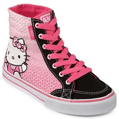 Sneakers High Vans® Top Corrie Jcpenney Kitty Hello On0m8vNw