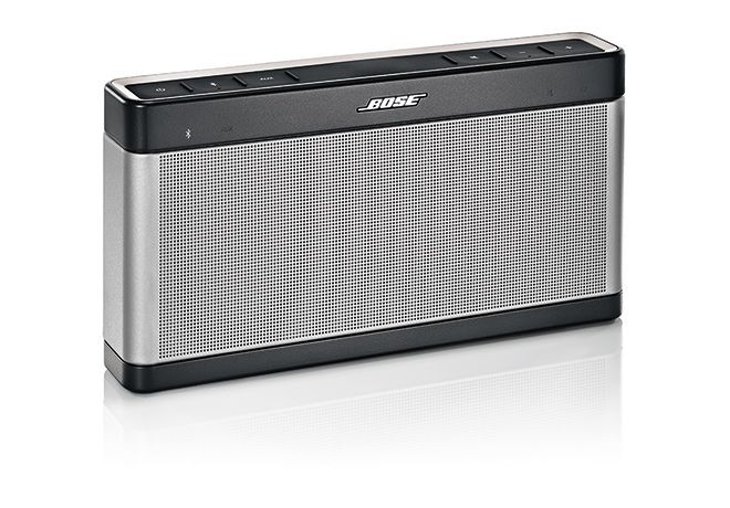 bose soundlink iii the best bluetooth speaker from bose. Black Bedroom Furniture Sets. Home Design Ideas