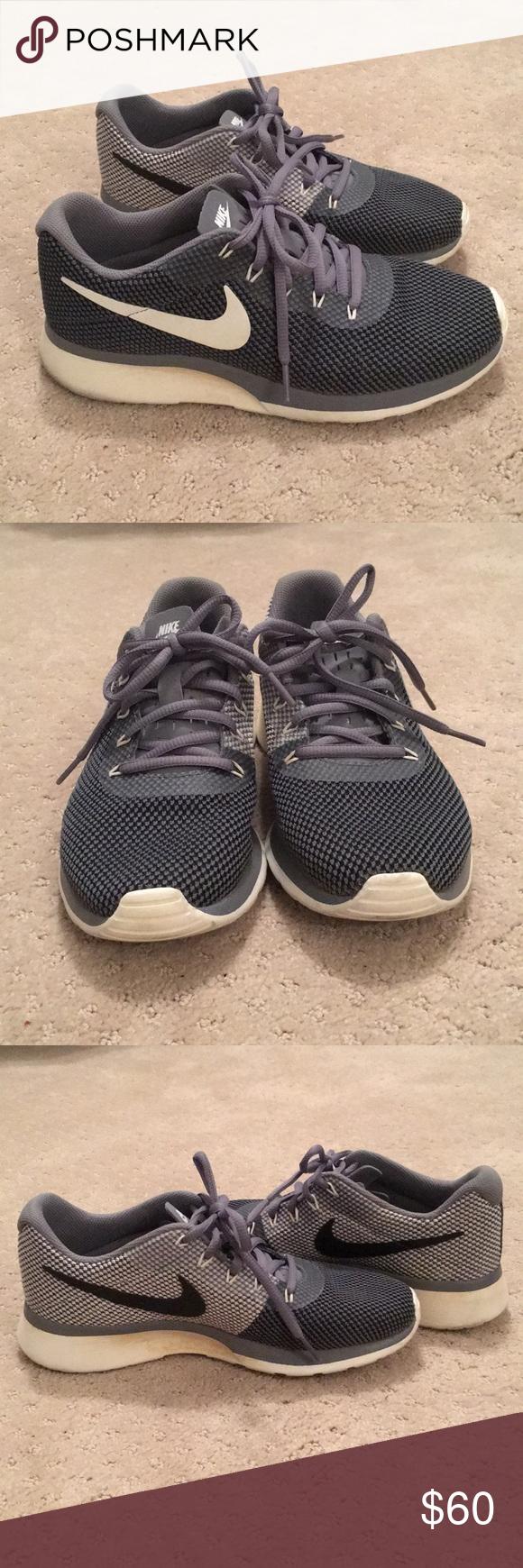 Women's Nike Tanjun Racer Tennis Shoes lightly Shoes Sneakers