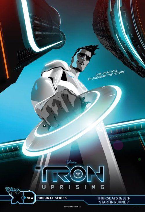 Tron Uprising - Poster