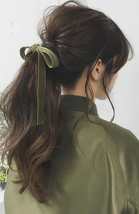 17 Trendy Long Hairstyles For Women Long Hair Styles Aesthetic Hair Hair Styles