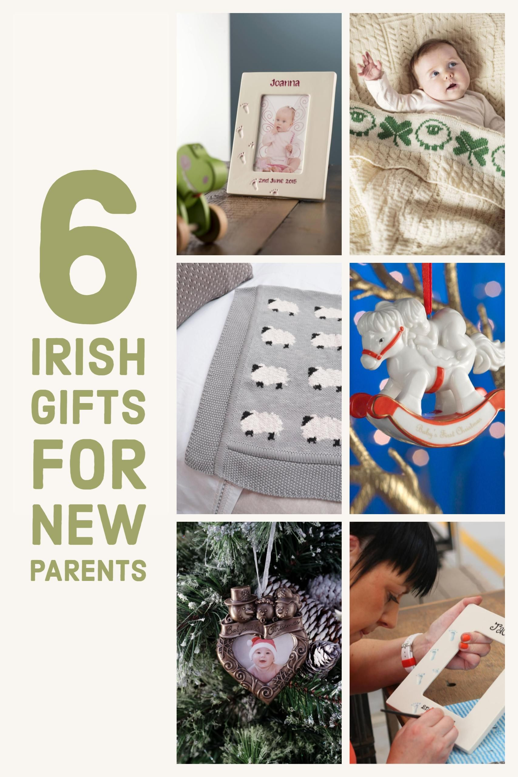 6 irish gifts for new parents gifts presents giftideas giftsforparents christmas christmasgifts christmas baby newborn