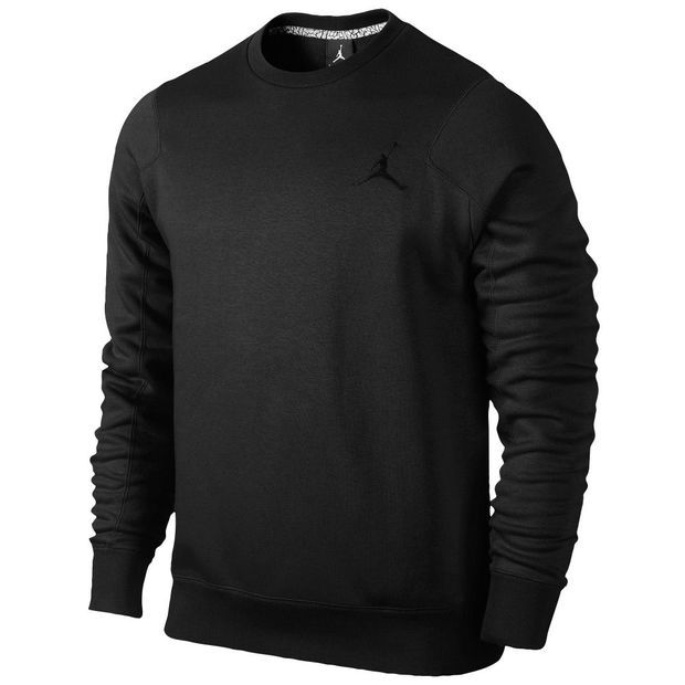66afd6f4b9e64b Jordan 23 7 Fleece Crew - Men s at Eastbay