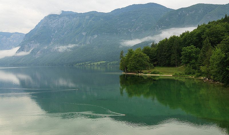 Lake Bohinj, Slovenia 2007