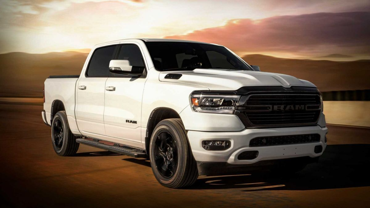 5 Ram 5 Refreshments, News in 5  Pickup trucks, Ram 5