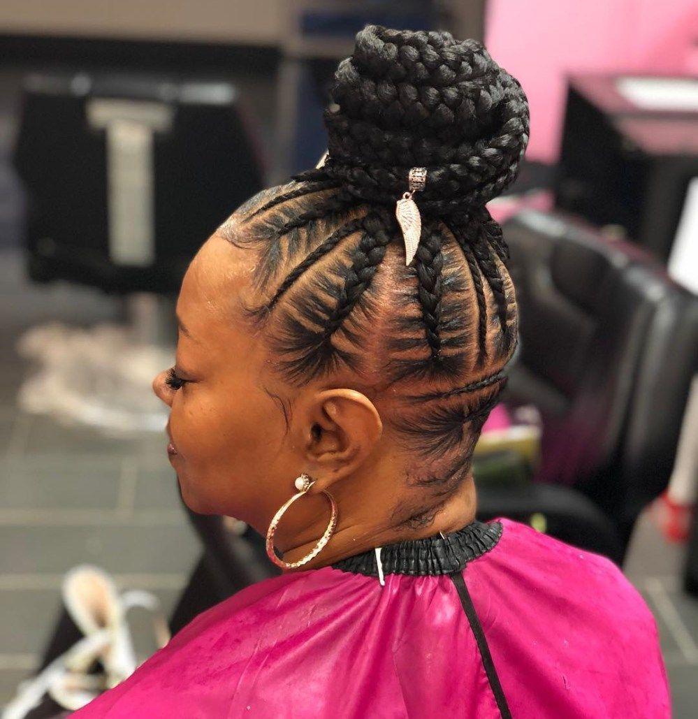 9 Best Black Braided Hairstyles That Turn Heads   Hair styles ...