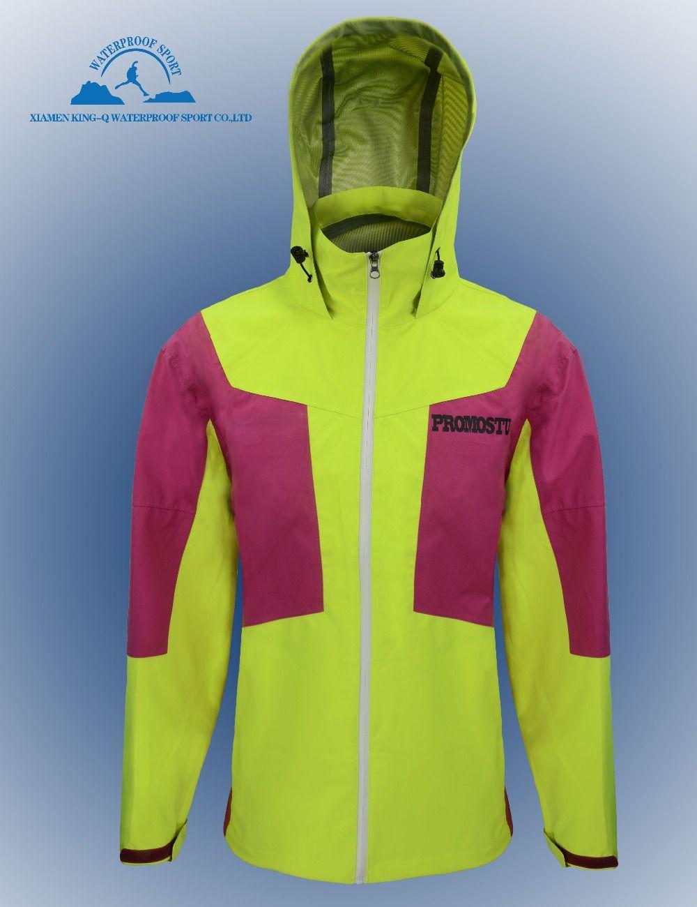 2017 quality waterproof sport Jacket women Windproof