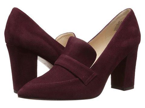 Nine West Zalina · Red High Heel ...