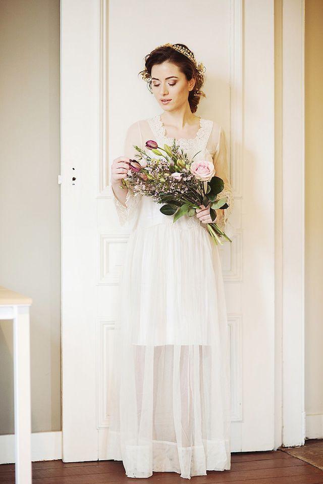 vintage belle époque and edwardian wedding dresses | Pinterest ...