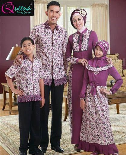Baju Batik Anak Muslim: Pin Oleh AnNindya Najma Di Muslimah Oke