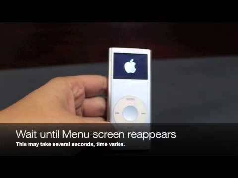how to restart ipod nano 2nd generation also works for my ipod rh pinterest com ipod nano 2g manual iPod Nano 1G
