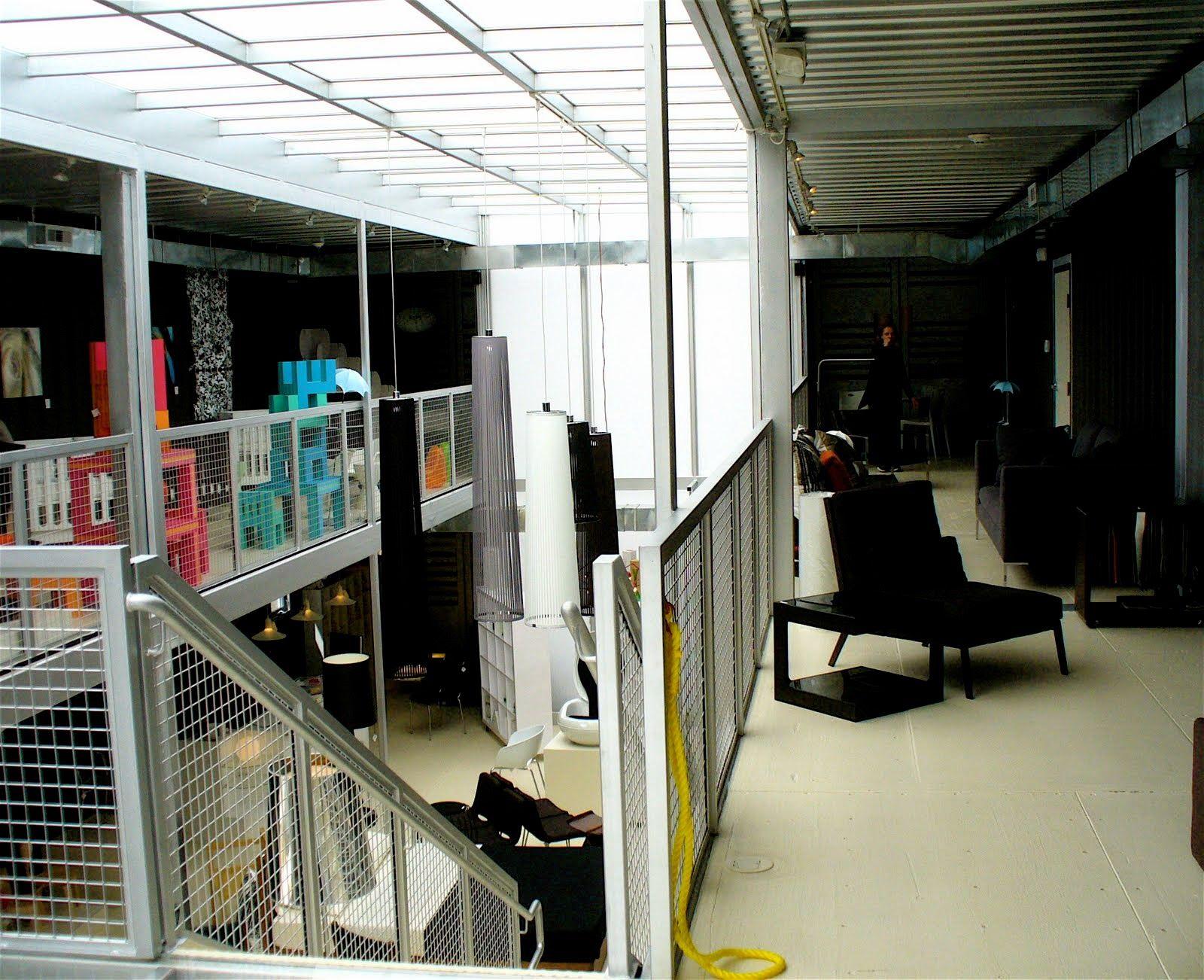 10 Lojas Containers para Motivar Empreendedores