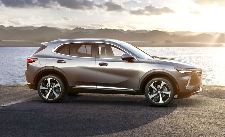 2021 Buick Envision Gets A Surprisingly Attractive Redesign Buick Envision Buick New Suv
