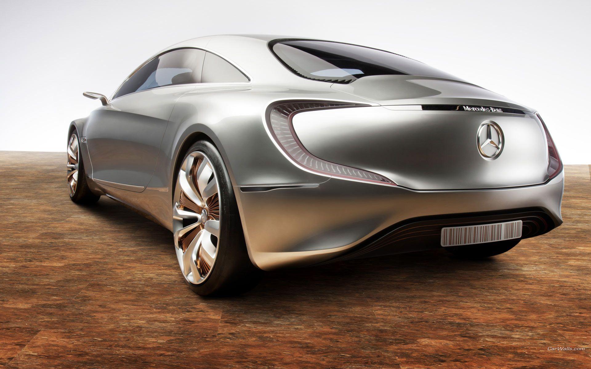 Mercedes Benz F 125 Concept 1920 X 1200 Wallpaper Concept Cars