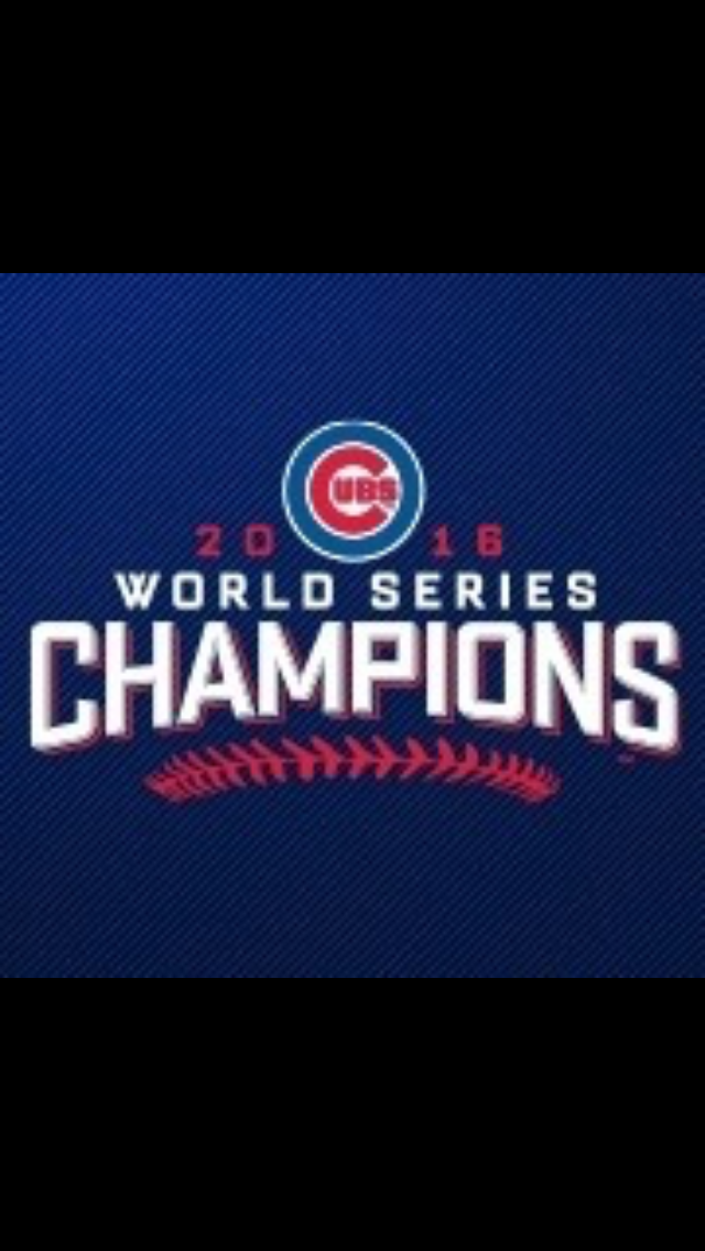 Pin by Sam Buettner on Baseball Cubs world series