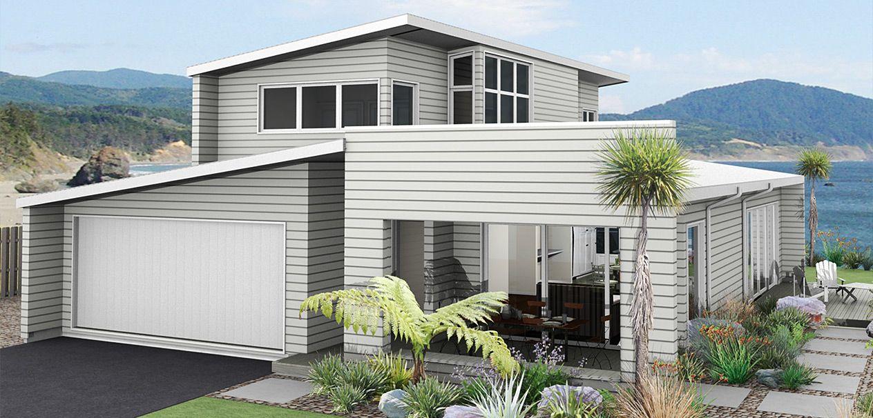 Modern weatherboard house designs google search - Modern weatherboard home designs ...