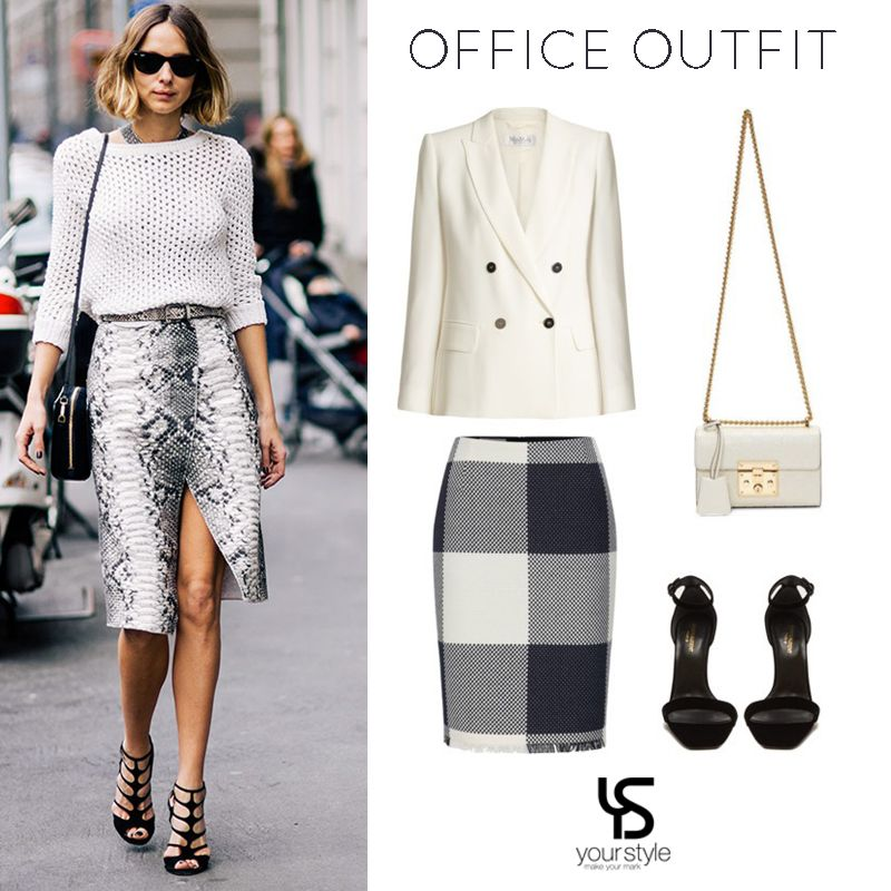 We Love Smart Chic For Office Dresscode Adoramos O Estilo Smart