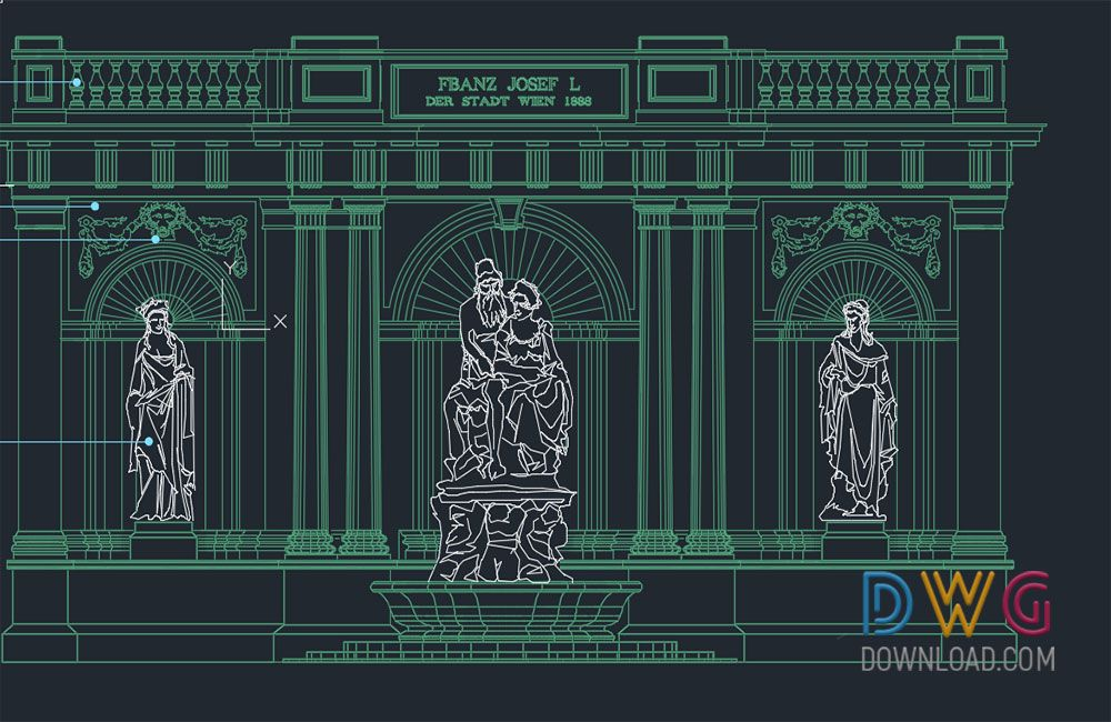 Historical Door Building Cad Drawings. And about historical museum dwg doors details dwg & Historical Door Building Cad Drawings. And about historical museum ...