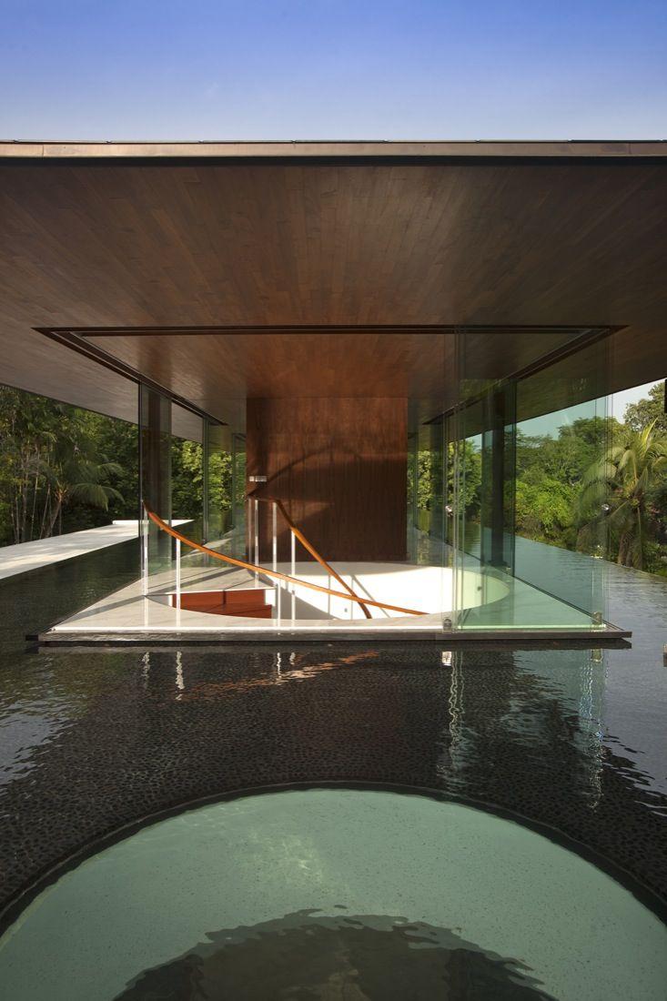 Cjwho Water Cooled House Bukit Timah Singapore