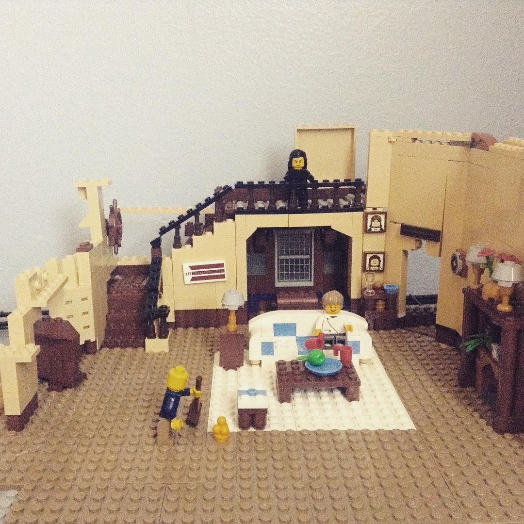 Lego Full House Full House In Legos Full House Fuller House Pinterest Full