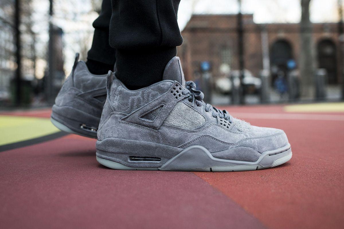 Kaws X Air Jordan 4 Six Detailed Preview Pictures Eu Kicks Sneaker Magazine Sneakers Men Fashion Air Jordans Sneakers