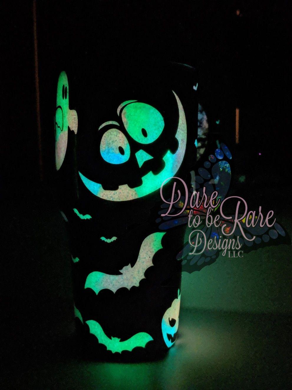 30 Oz Glow In The Dark Tumbler Tumbler Cups Diy Custom Tumbler Cups Glitter Tumbler Cups