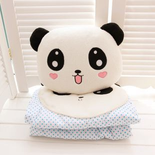 kawaii panda pillow and plush | Kawaii Items | Pinterest