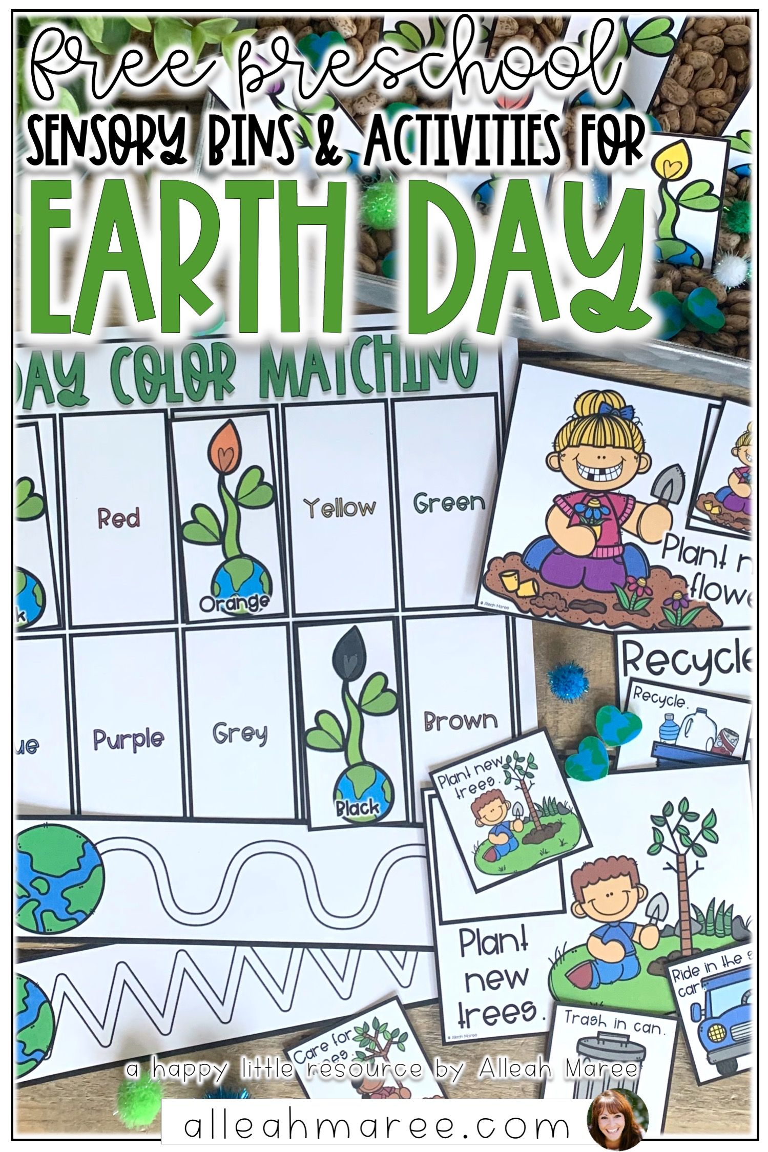 Pin On Earth Day Activities