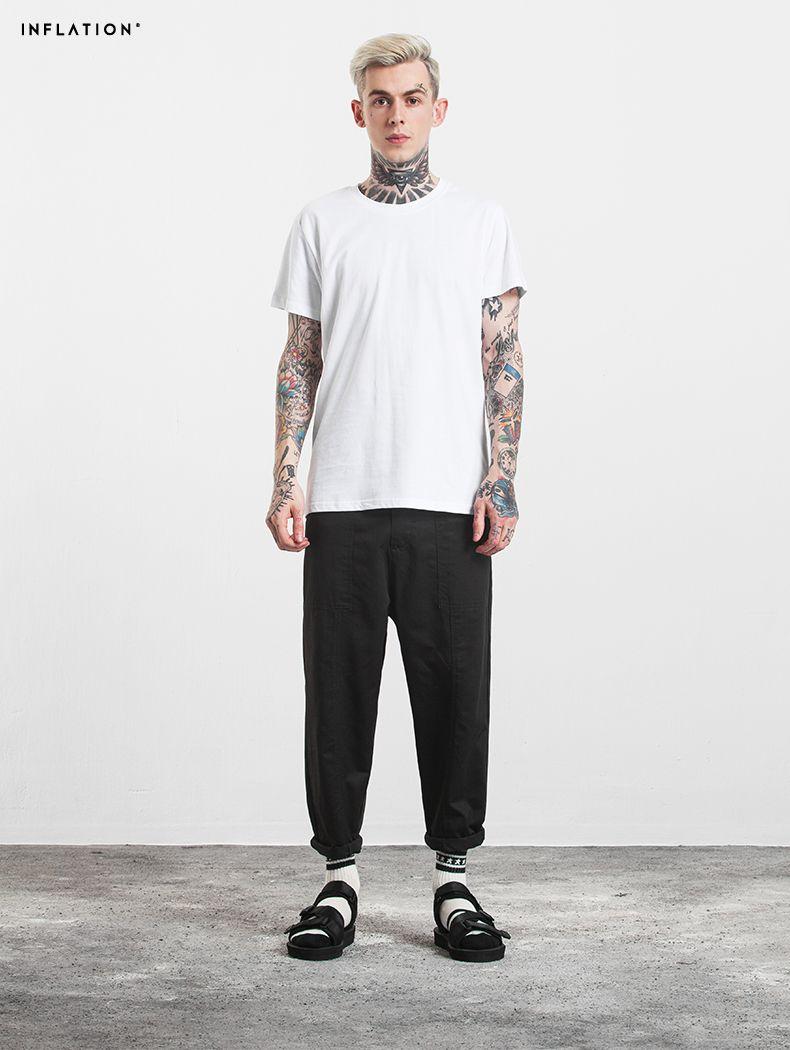 loose fitting pants mens