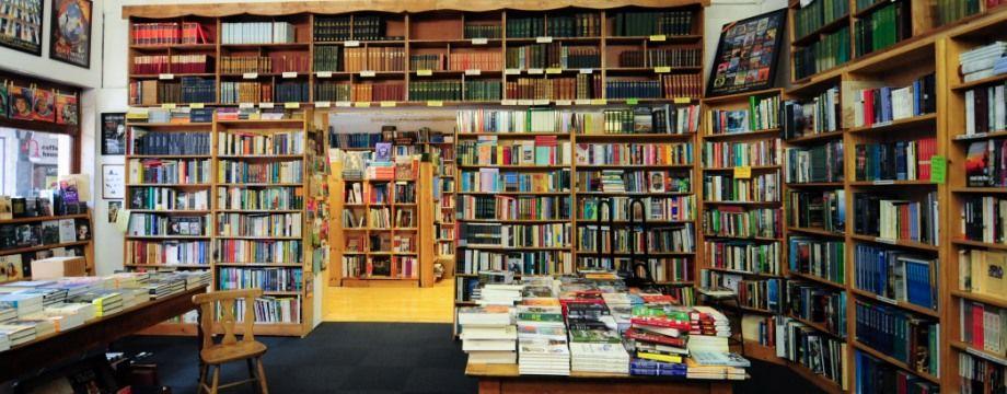 Our Irish Interest Room Charlie Byrne S Bookshop Bookshop Galway Ireland Galway