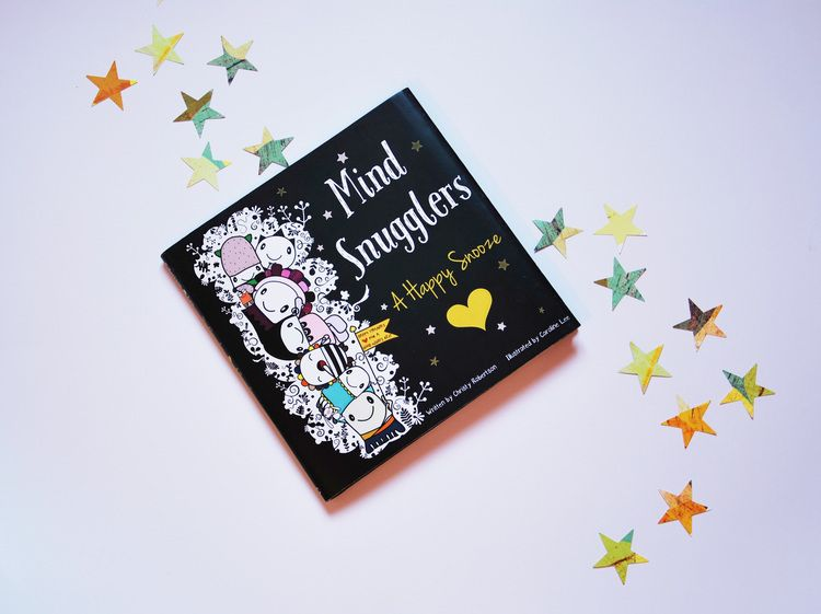 Mind Snugglers A Happy Snooze New Childrens Book That Guides Young Children Through