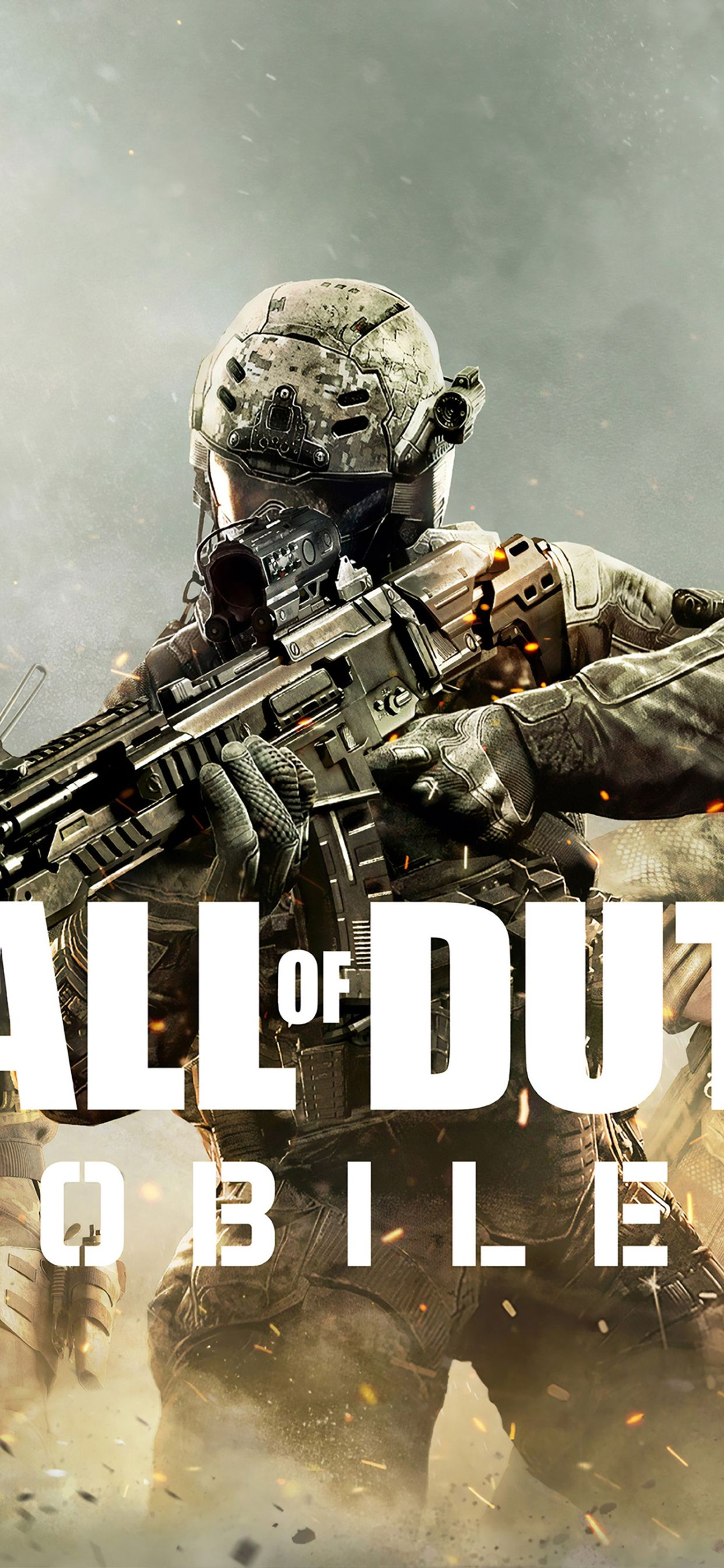 Call Of Duty Mobile Iphone 11 Pro Max Wallpaper