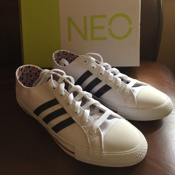 💙BLUE LIGHT💙ADIDAS NEO Converse Style