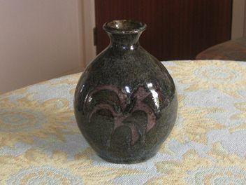 Nz Pottery By Mirek Smisek A Vase 75 Vase Pottery Vases For Sale