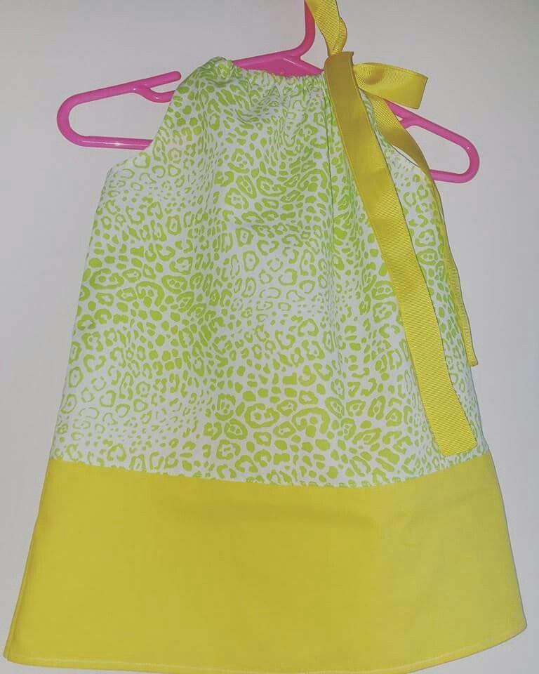 6/9 month green cheetah print pillowcase dress. $10 ://m & 6/9 month green cheetah print pillowcase dress. $10 https://m ... pillowsntoast.com