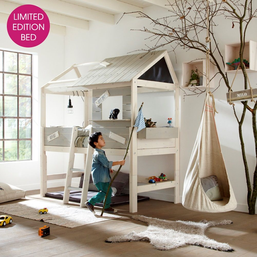 Limited edition life house kids cabin bed with step ladder for Ausgefallene sofas