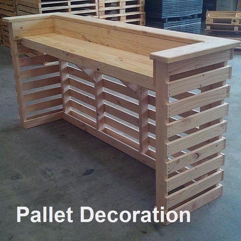 Pin On Amazing Diy Pallet Ideas