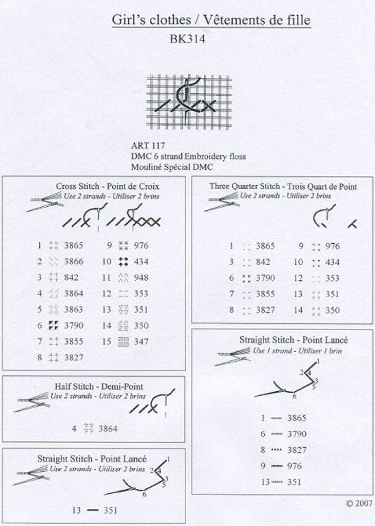 PUNTADITAS (pág. 27) | Aprender manualidades es facilisimo.com