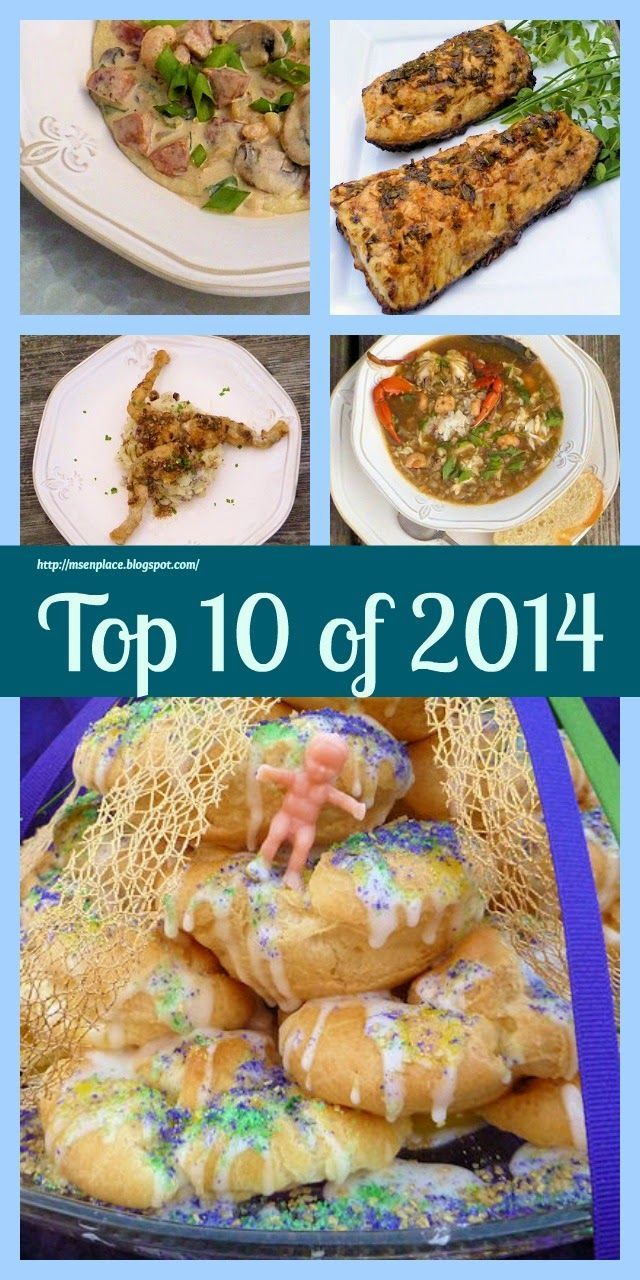 Top 10 Cajun and Creole Recipes | Ms. enPlace #cajunandcreolerecipes Top 10 Cajun and Creole Recipes | Ms. enPlace #cajunandcreolerecipes